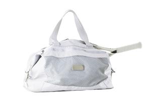 Frauen Tennis Bag von adidas by Stella McCartney weiß