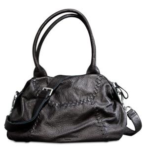 Dixie Handtasche aus Leder in schwarz von Liebeskind Berlin