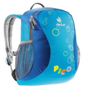 deuter Kindergartenrucksack pico in blau