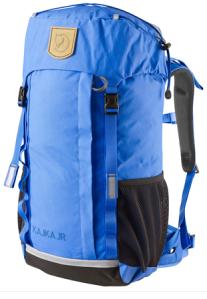 Kinderwanderrucksack Kajka Jr von Fjällräven in blau